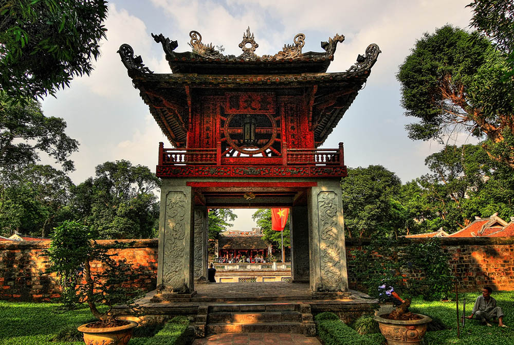 Top 12 must-visit attractions in Hanoi - Temple of Literature