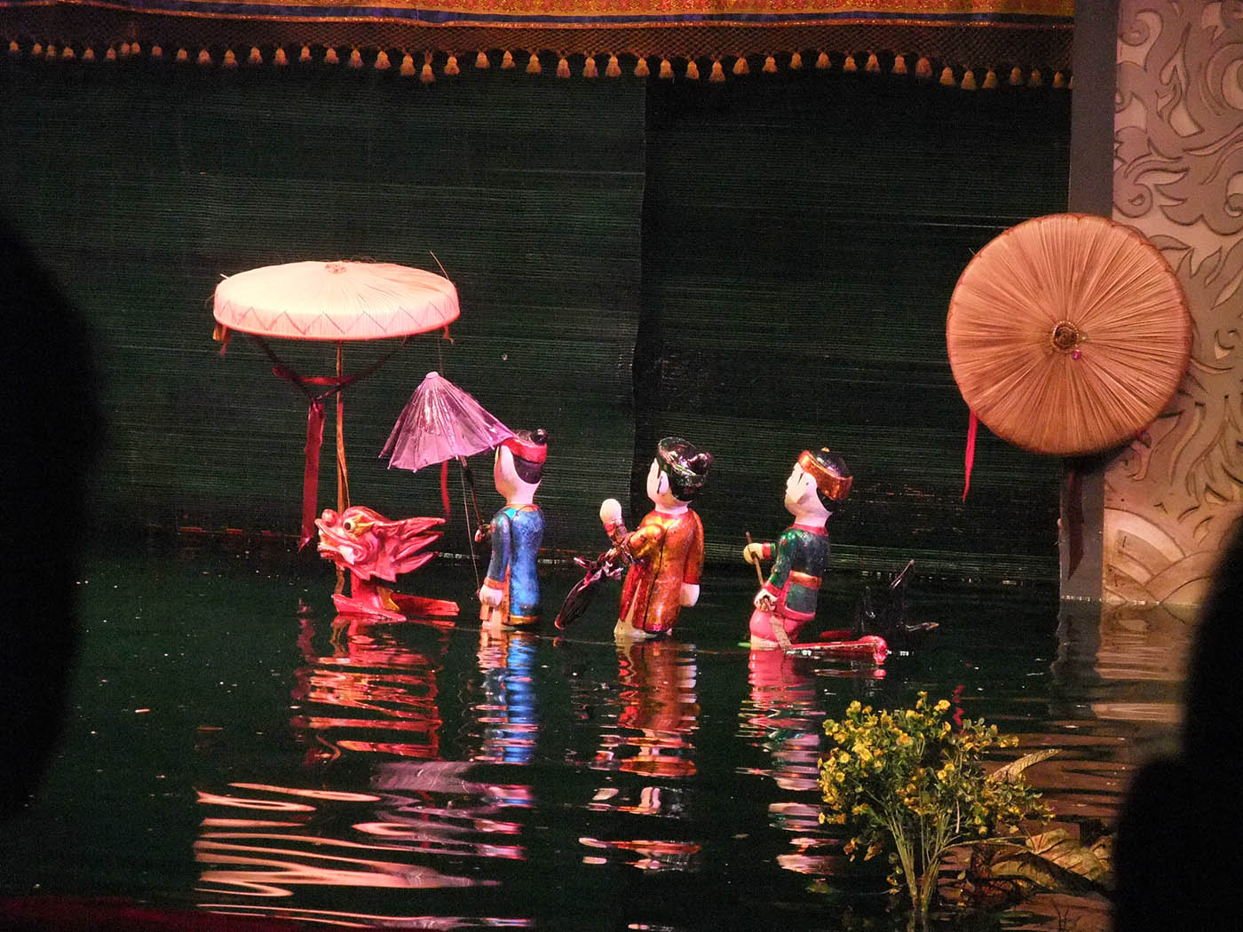 Top 12 must-visit attractions in Hanoi - Thang Long Water Puppet Theater