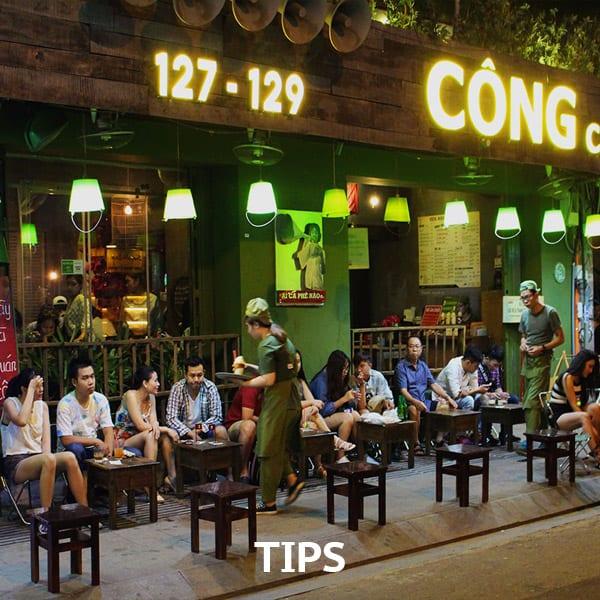 Vietnam tips