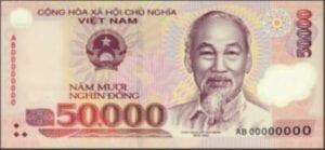 Vietnamese dong 50000 vietnamnomad