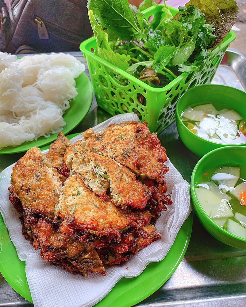 Top 8 Must-Try Foods in Hanoi