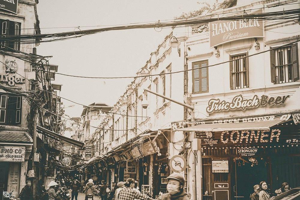 Top 12 must-visit attractions in Hanoi - Hanoi Old Quarter
