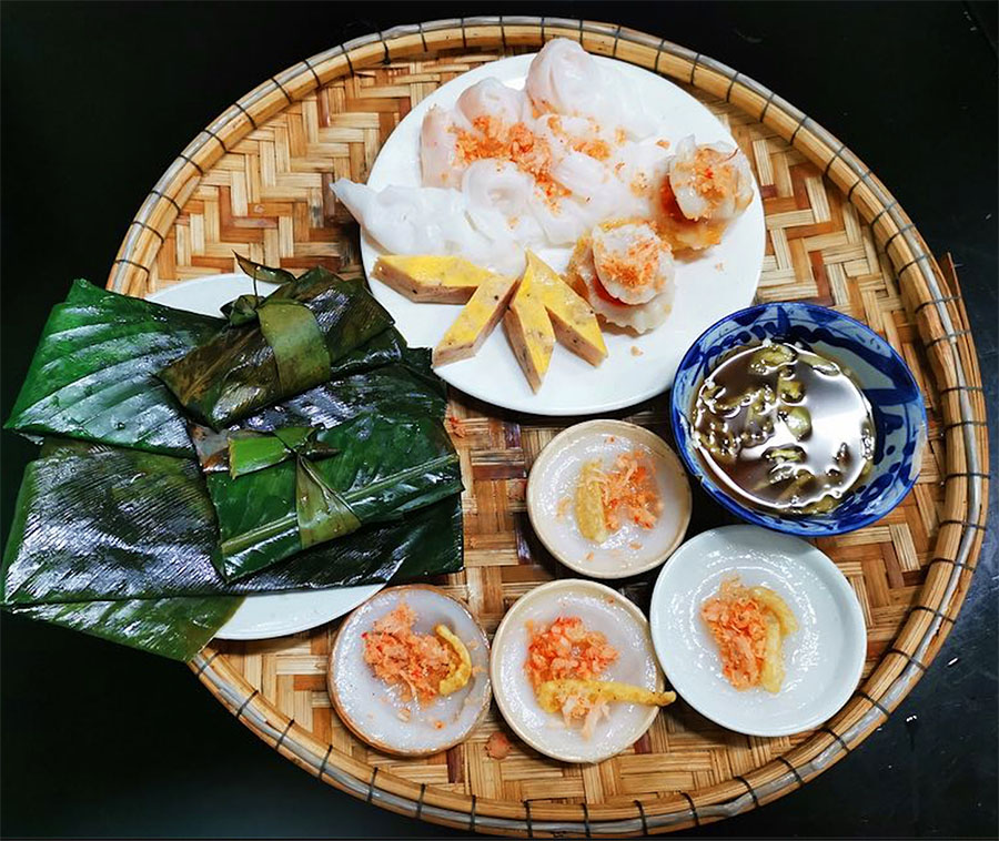 Top 8 dishes and restaurants in Da Nang - Banh Beo