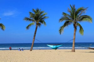 My Khe Beach – one of the most beautiful beaches in Vietnam