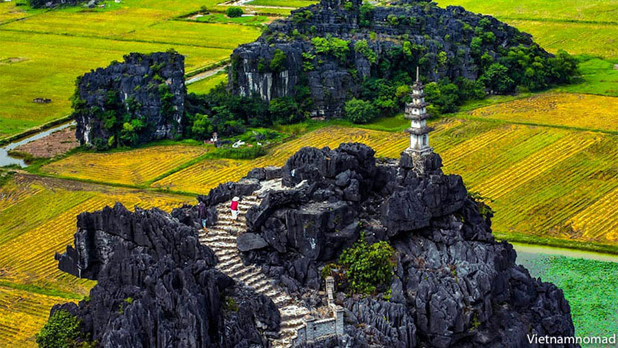 Top 10 places to visit in Vietnam - Ninh Binh
