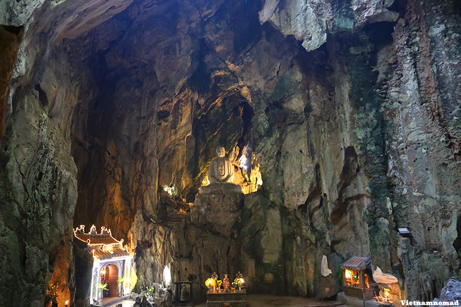 Marble Mountains is a must-visit attraction in Da Nang