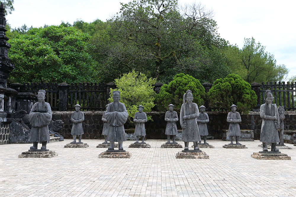 Tomb of Khai Dinh - a must-visit attraction in Hue
