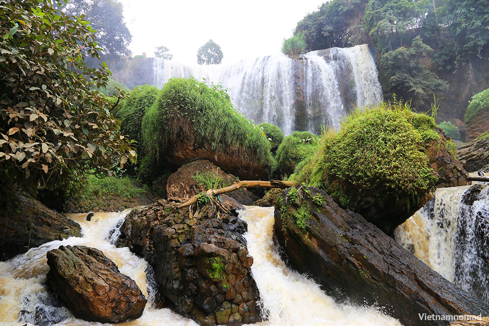 Top 12 must-visit attractions in Dalat - Elephant Falls