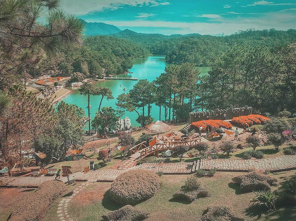 Top 12 must-visit attractions in Dalat - Valley of Love