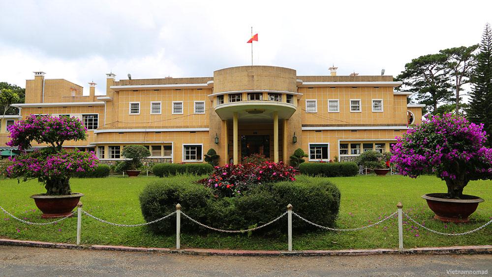 Top 12 must-visit attractions in Dalat - Bao Dai Summer Palace