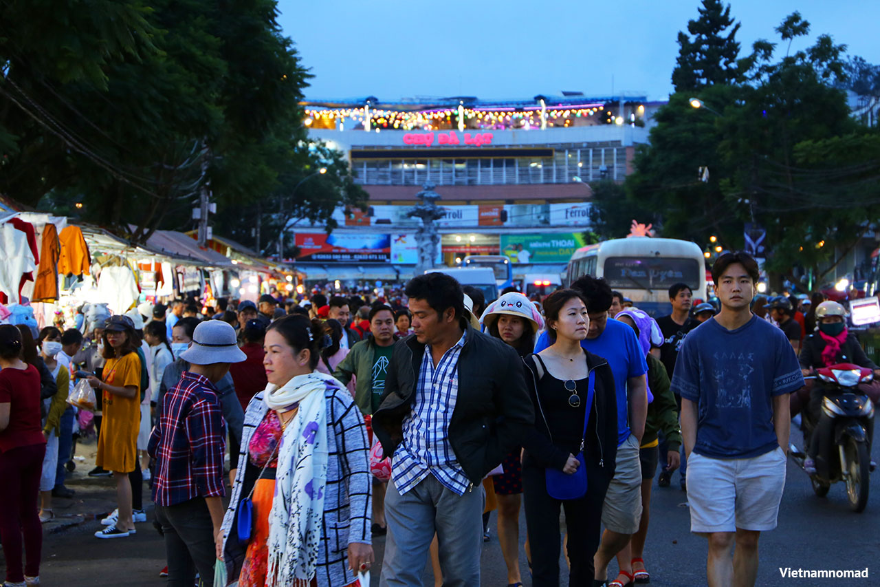 Top 12 must-visit attractions in Dalat - Dalat Night Market