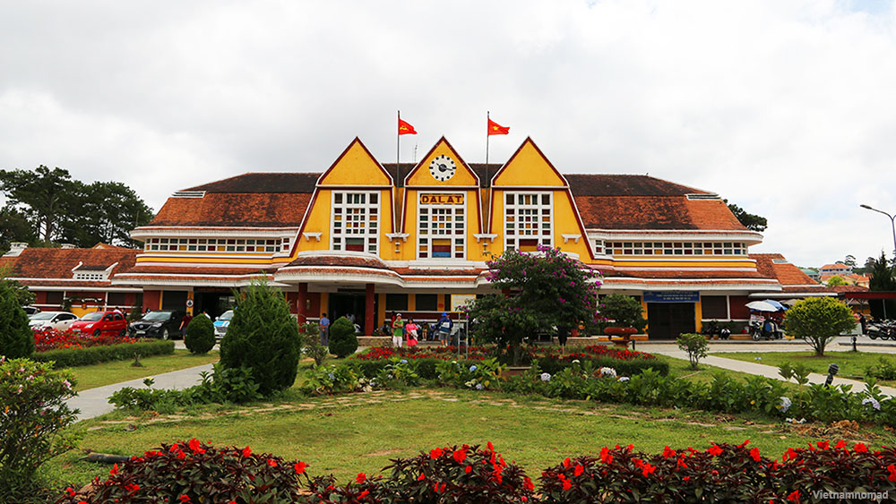 Top 12 must-visit attractions in Dalat - Dalat Railway Station