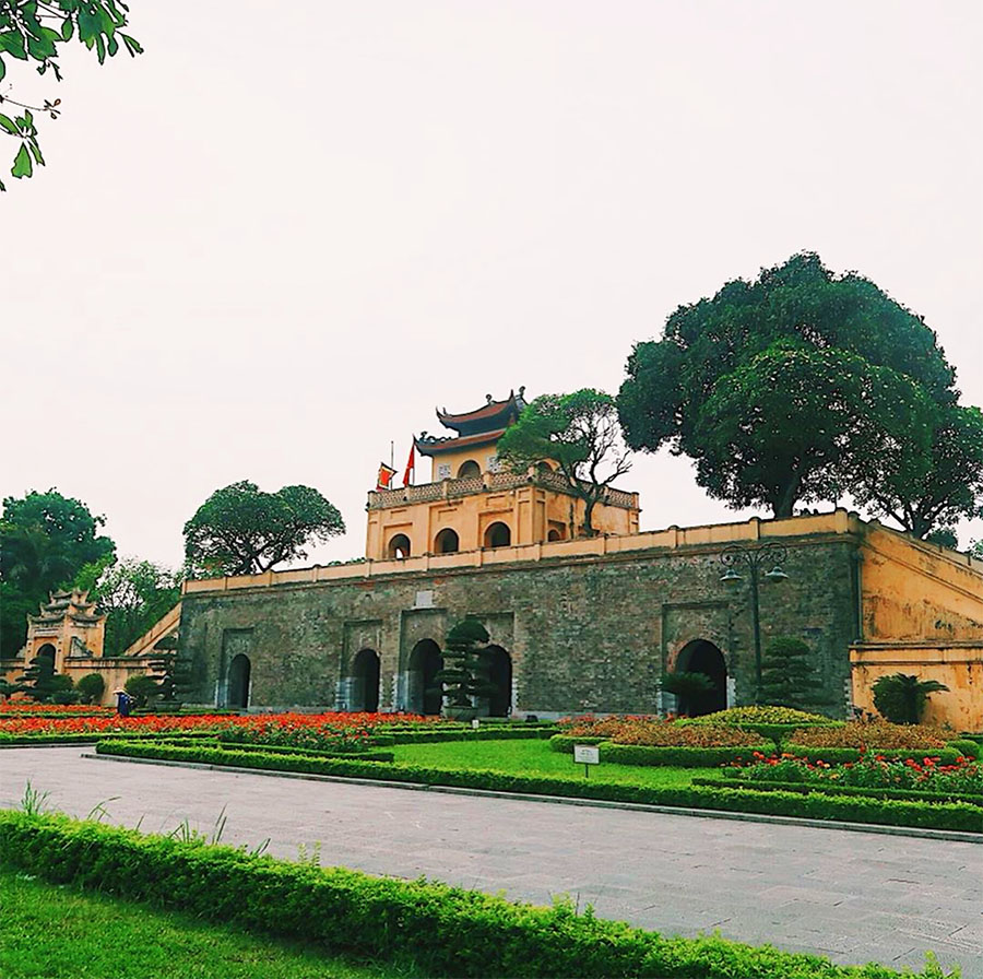 10 Best things to do in Hanoi - Visit Imperial Citadel of Thang Long