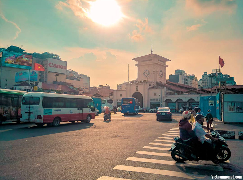 Top Things to do in Ho Chi Minh City - Ben Thanh Market