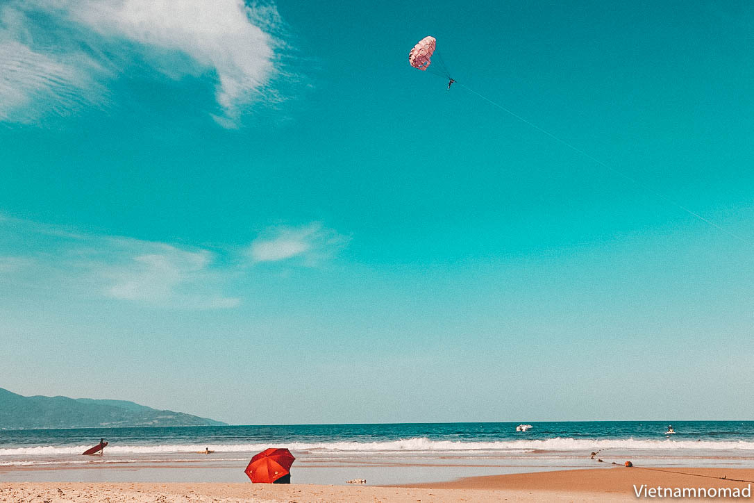 Top 10 must-visit attractions in Da Nang - My Khe Beach