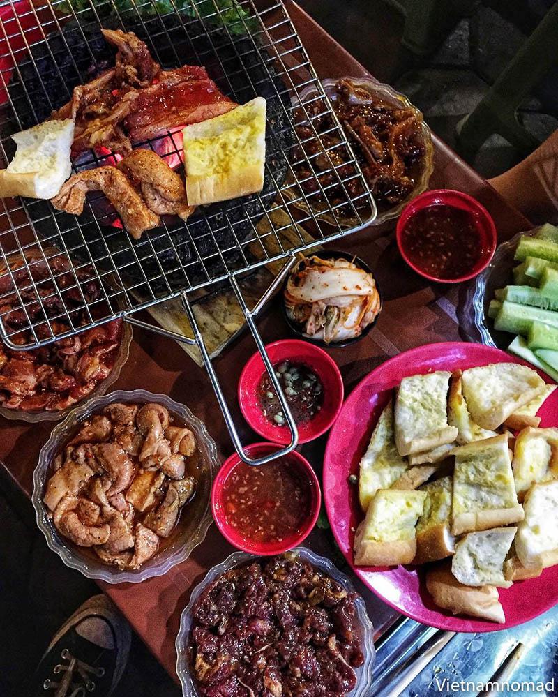 Barbecue Sapa Vietnam