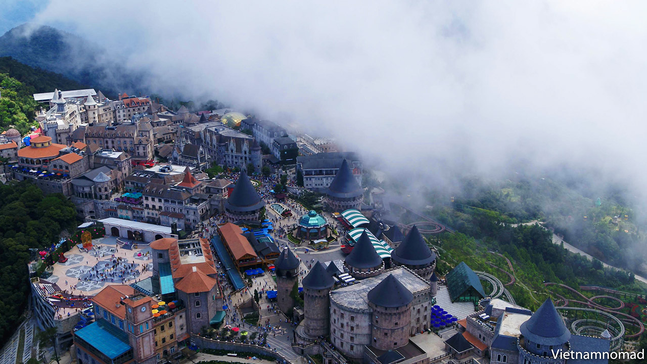 What to play in Ba Na Hills