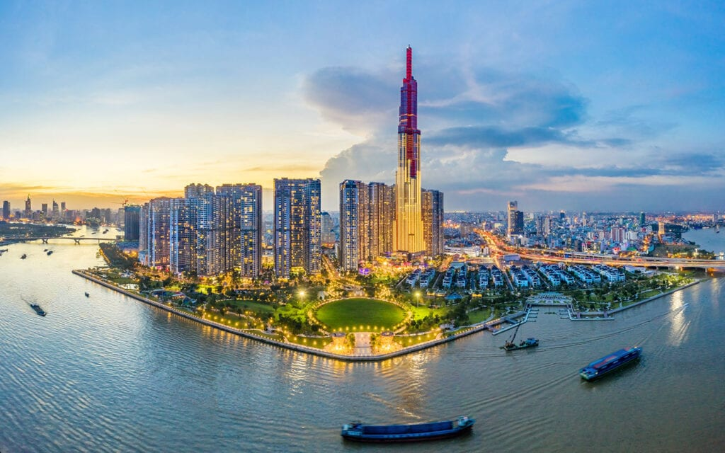 Top 10 places to visit in Vietnam - Ho Chi Minh City