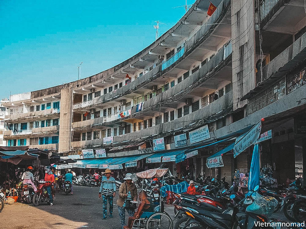 Dam Market - Nha Trang