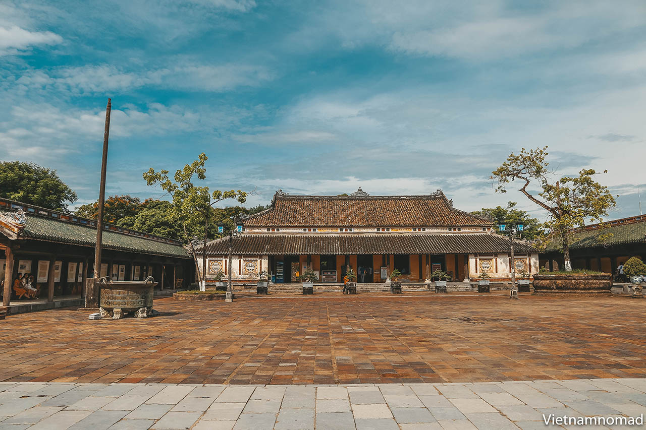 Others relics - The Imperial City of Hue