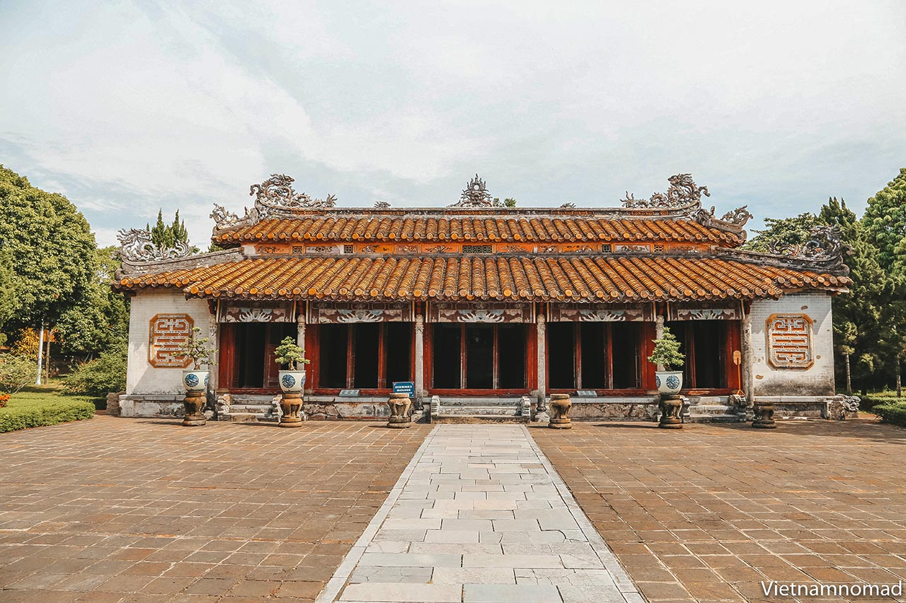 Hung Mieu - The Imperial City of Hue