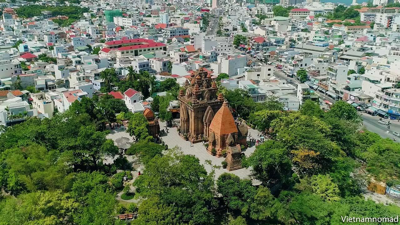 Po Nagar Cham Towers