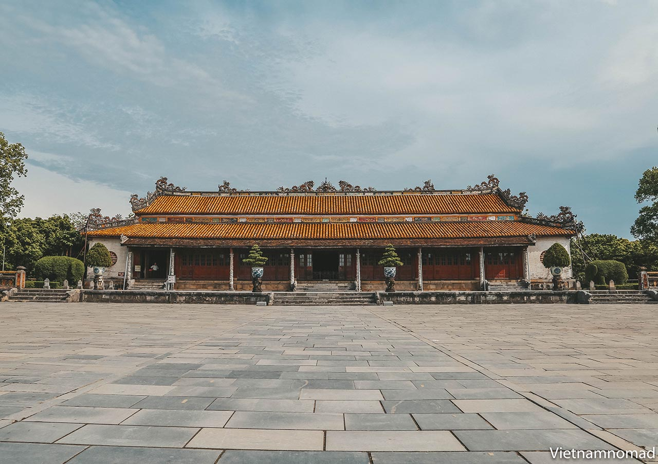 Thai Hoa Palace - The Imperial City of Hue