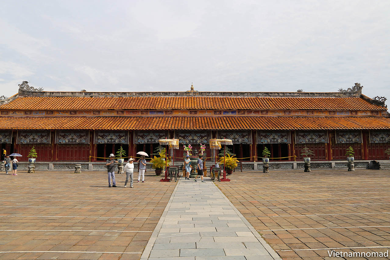 The Mieu - The Imperial City of Hue