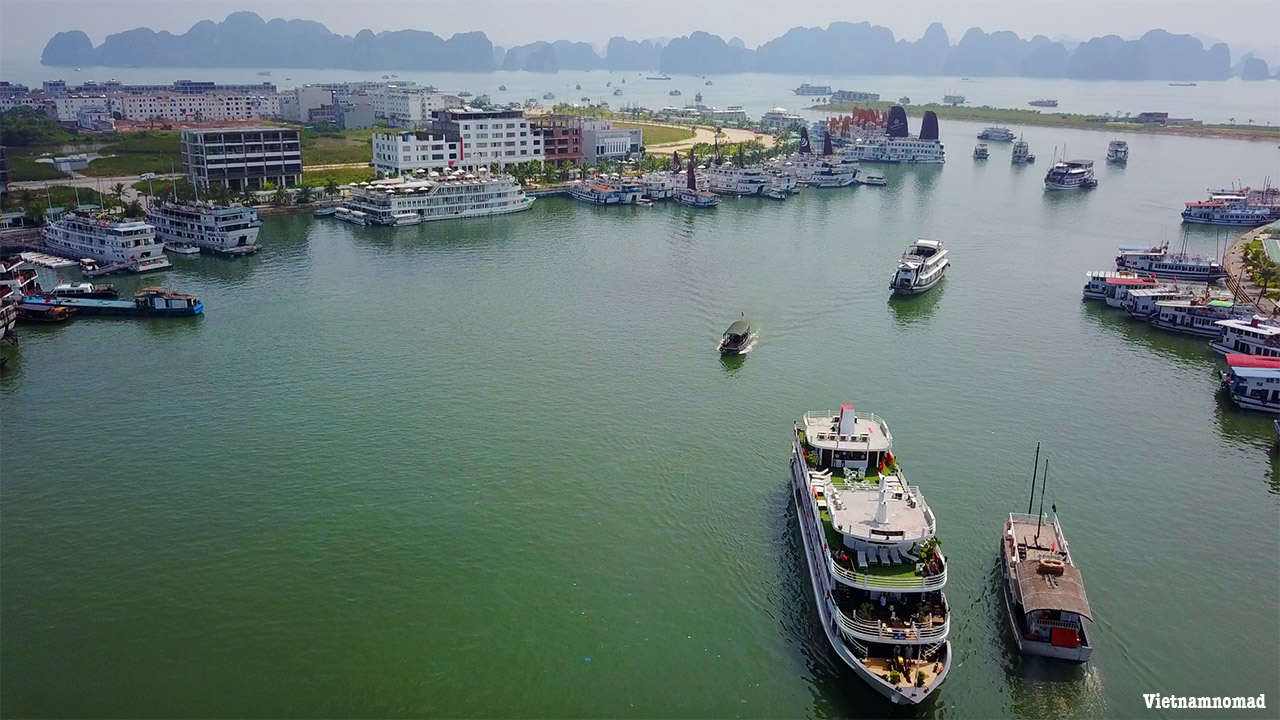 Tuan ChauInternational Tourism Zone - Ha Long Bay