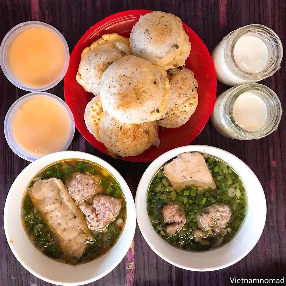 Banh Can - top Dalat food