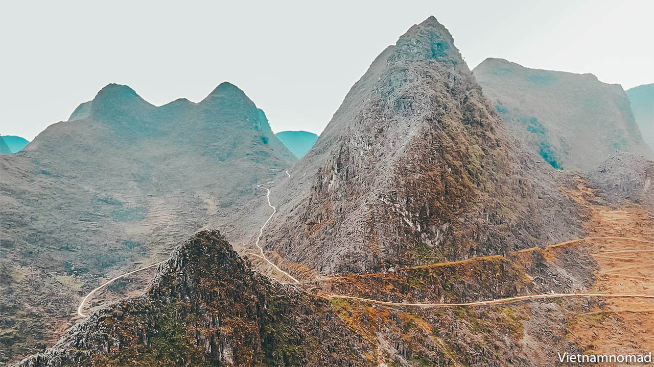The best time to visit Ha Giang is from October to December