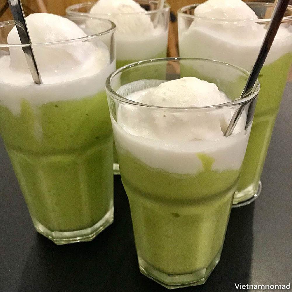 Avocado Ice cream - top Dalat food