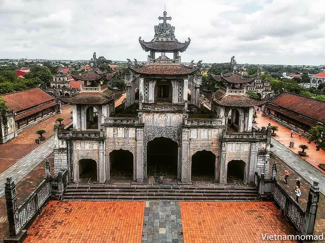 Phat Diem Stone Church