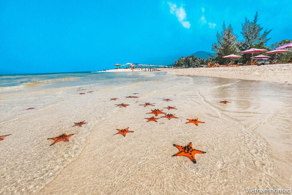 Phu Quoc is known as the tropical sea paradise of Vietnam