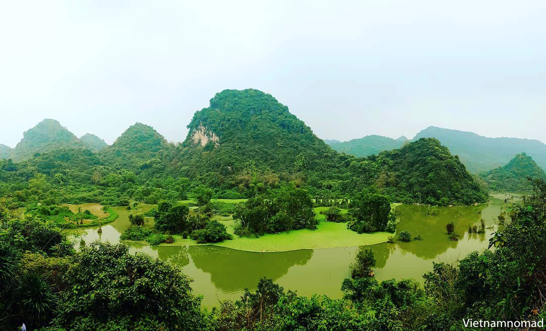 Thung Nham Birds Ecological Tourism Area