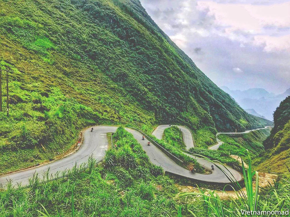 Top attractions in Ha Giang - Tham Ma slope