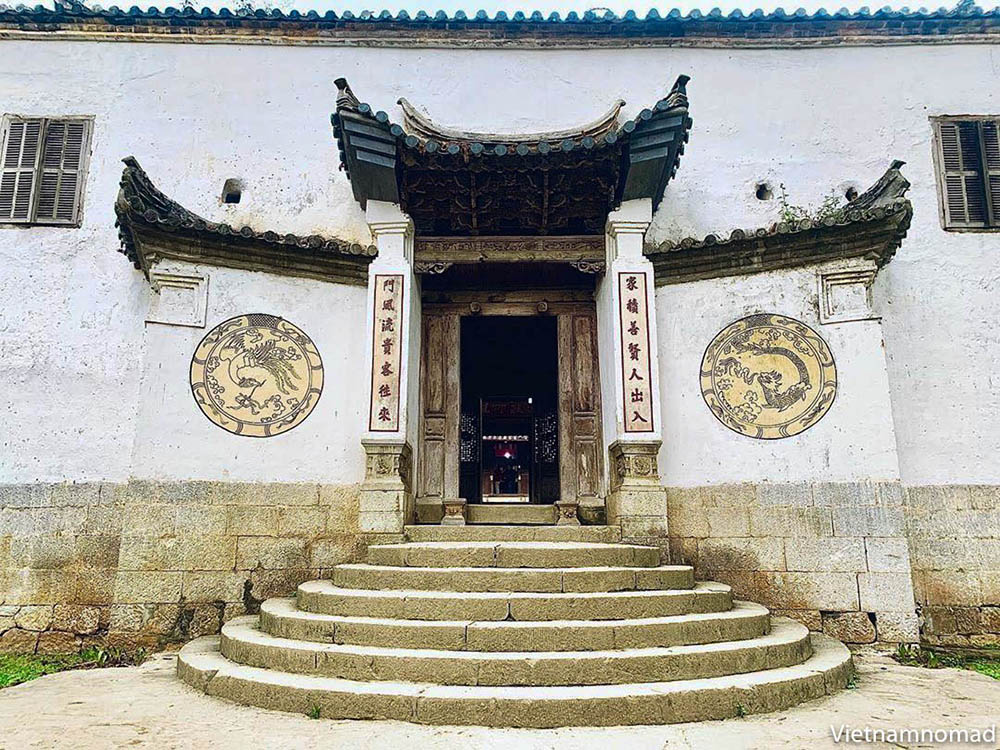 Top attractions in Ha Giang -Vuong Palace