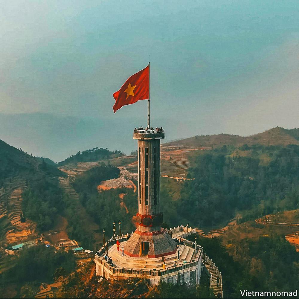 Lung Cu Flagpole - Ha Giang