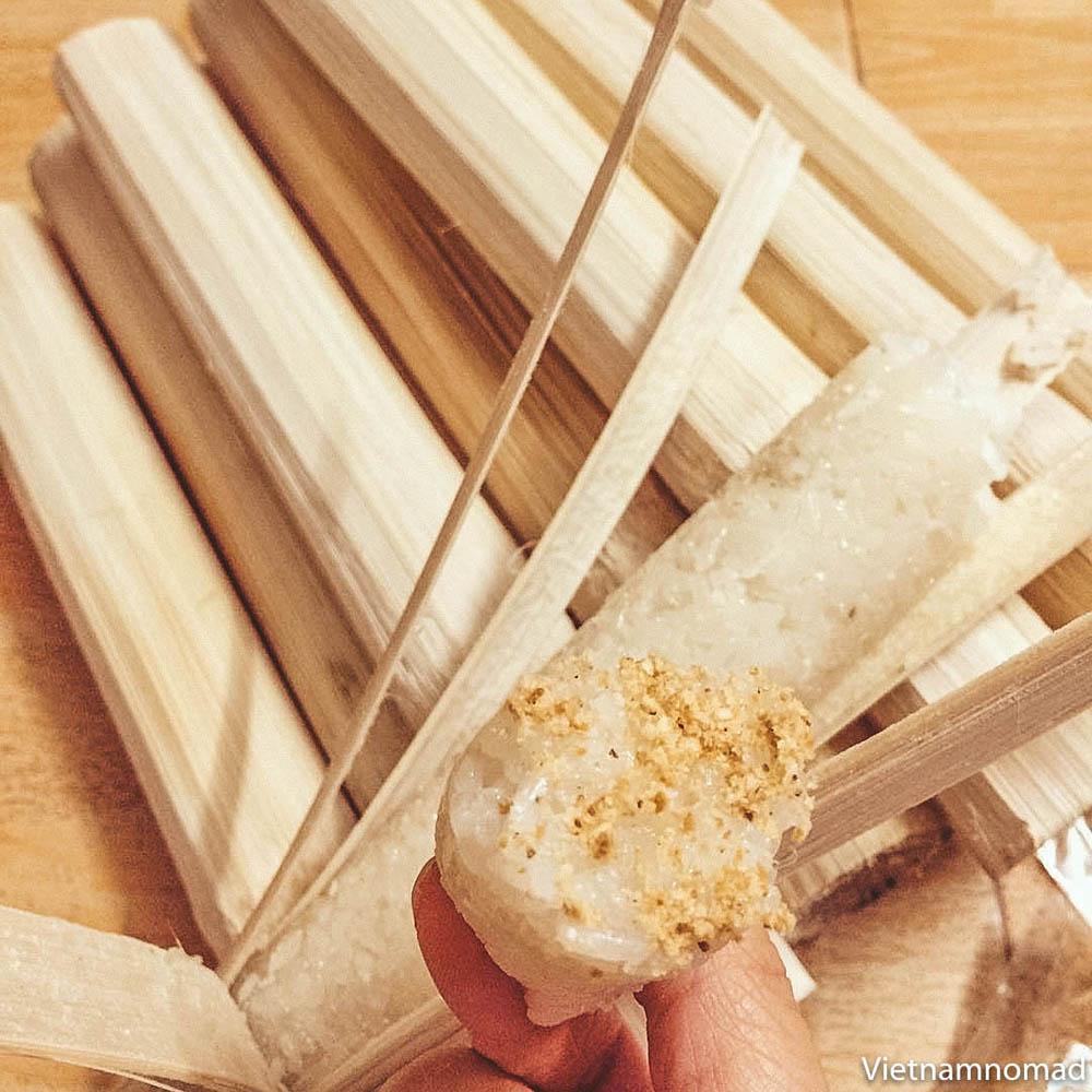Top Ha Giang Food - Bac Me bamboo cooked rice