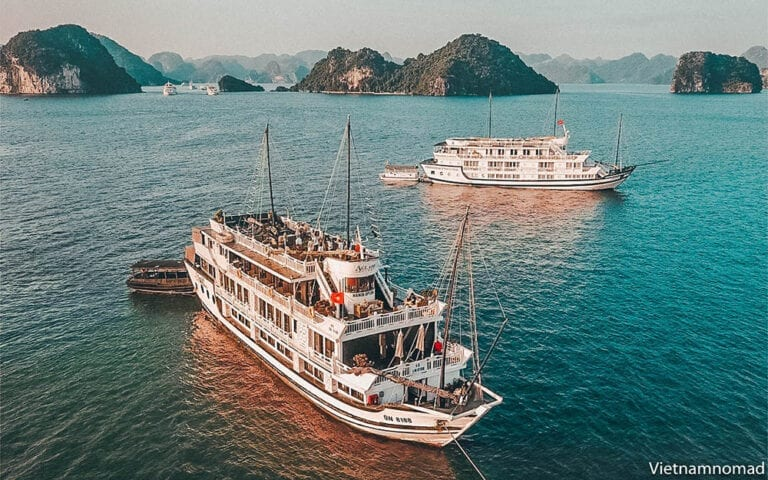 Best destinations in Vietnam - Ha Long Bay