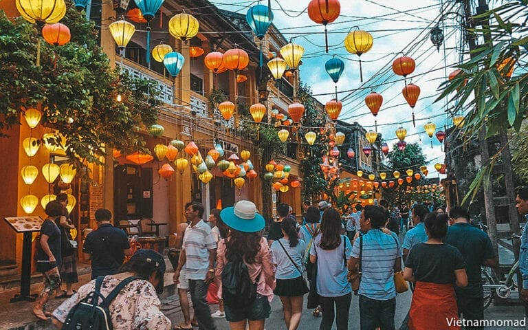 Best destinations in Vietnam - Hoi An