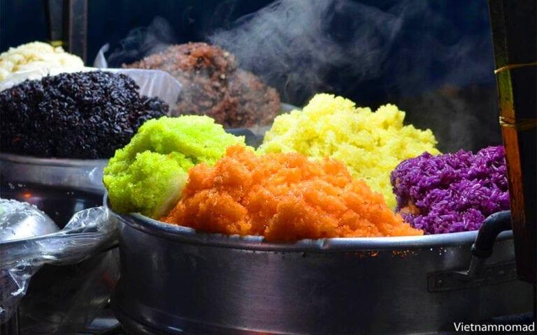 Top 15 Vietnamese Food - Xoi