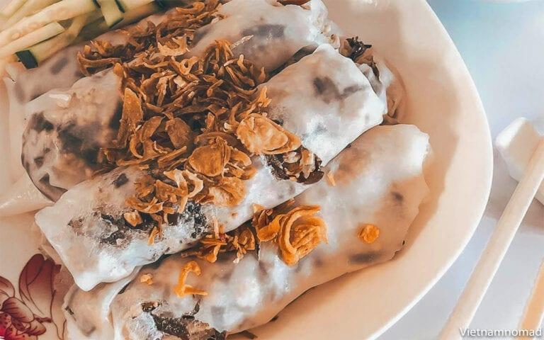 Top 15 Vietnamese Food - Banh Cuon