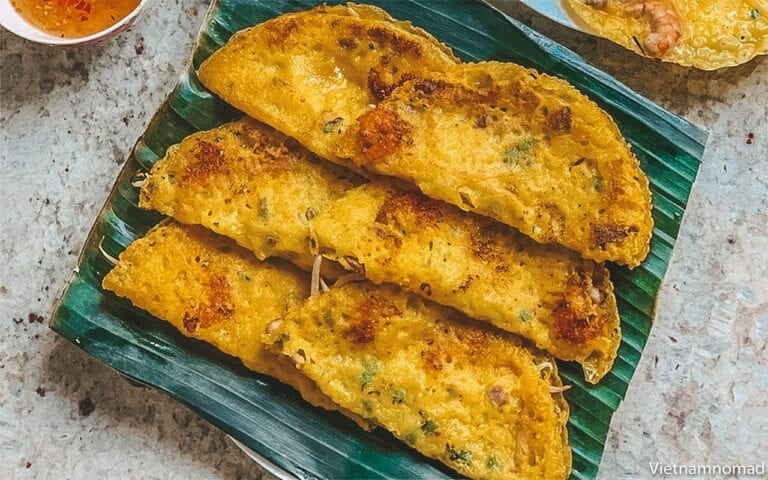 Top 15 Vietnamese Food - Banh Xeo