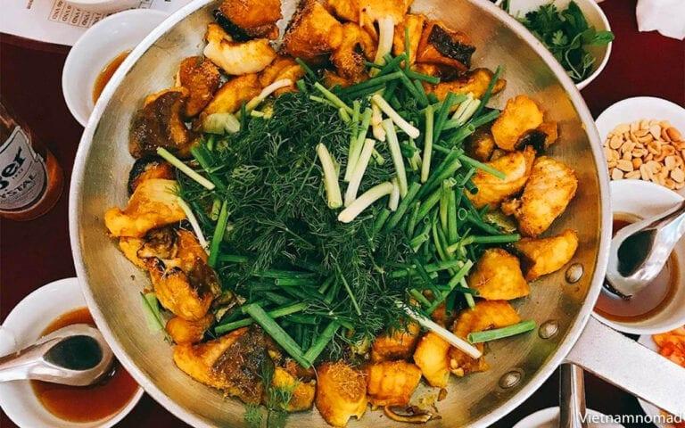 Top 15 Vietnamese Food - Cha Ca