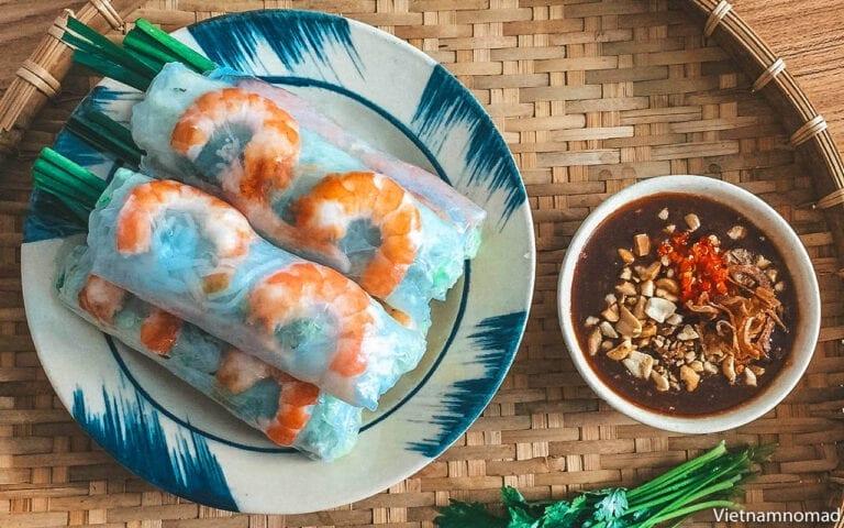 Top 15 Vietnamese Food - Goi Cuon