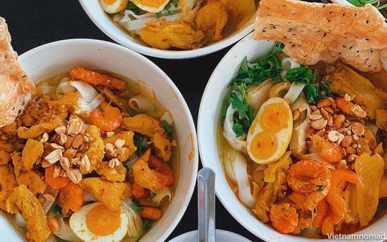 Top 15 Vietnamese Food - Mi Quang