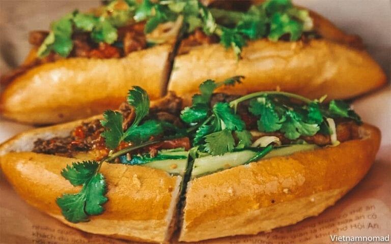 Top 15 Vietnamese Food - Banh Mi