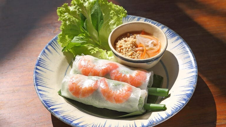 Top Vietnamese food - Goi Cuon