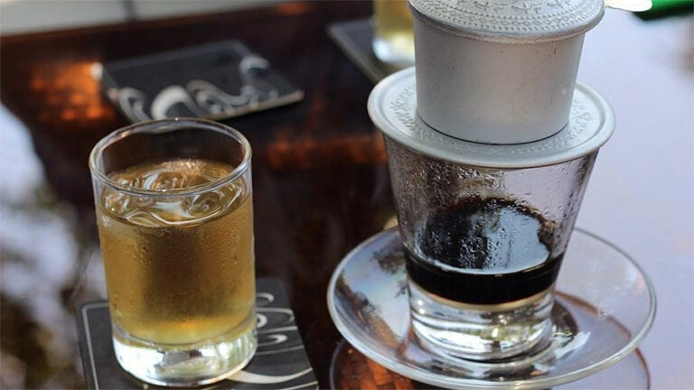 Top Vietnamese food - Vietnamese Coffee